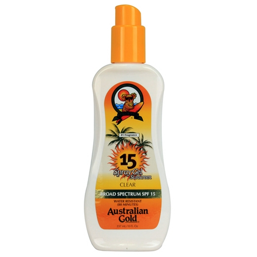 Australian Gold - SPF 15 Spray Gel - sunmarket