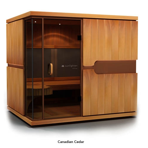 Sauna MPulse EMPOWER Cedro - Saune - Sunlighten