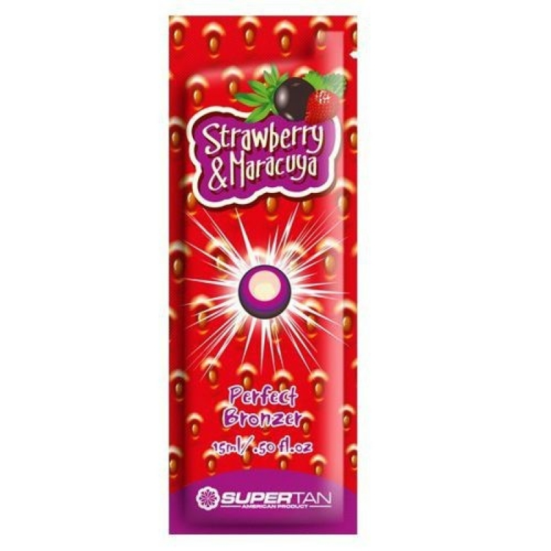 Strawberry & Maracuya 15ml - disabili - Supertan