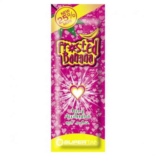 Supertan Frosted Banana 15ML - sunmarket