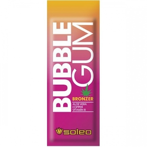 Bubble Gum 15ML - Soleo - Envelopes Monodose - Soleo