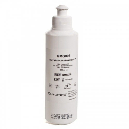 Conductive Gel for ultrasound and ipl 260 ml. - sunmarket