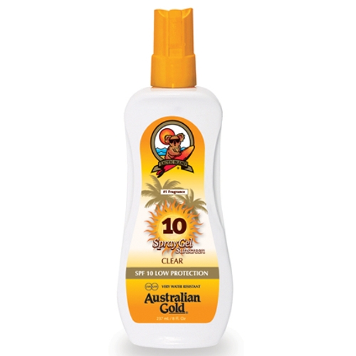Australian Gold - SPF 10 Spray Gel