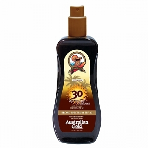 Australian Gold SPF 30 Spray Gel Abbronzante