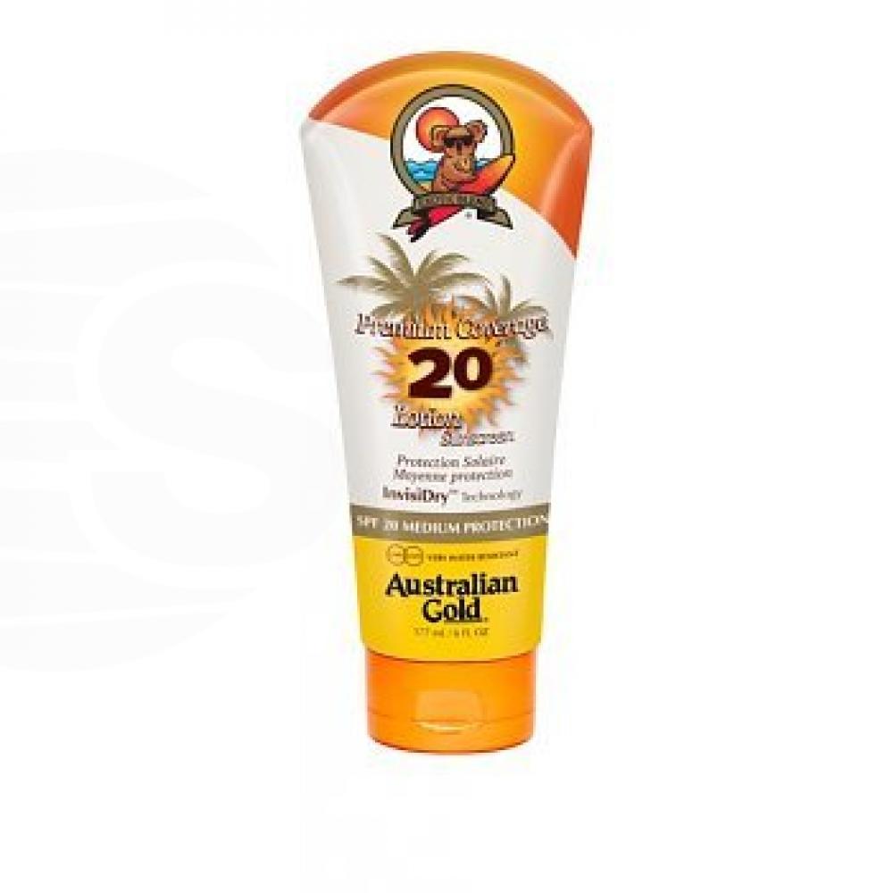 Australian Gold - Premium Coverage SPF 20 Lotion