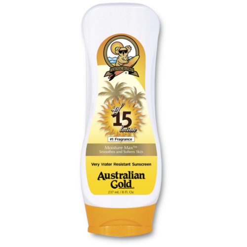 Australian Gold - SPF 15 Lotion - Sunscreens - Australian Gold