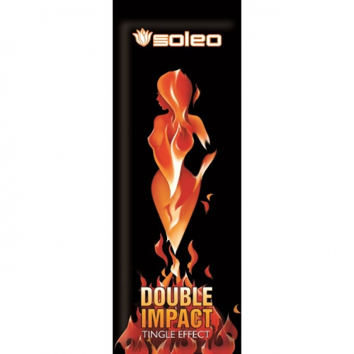 Double Impact 15ml - Soléaire - Seule Portion Packs - Soleo