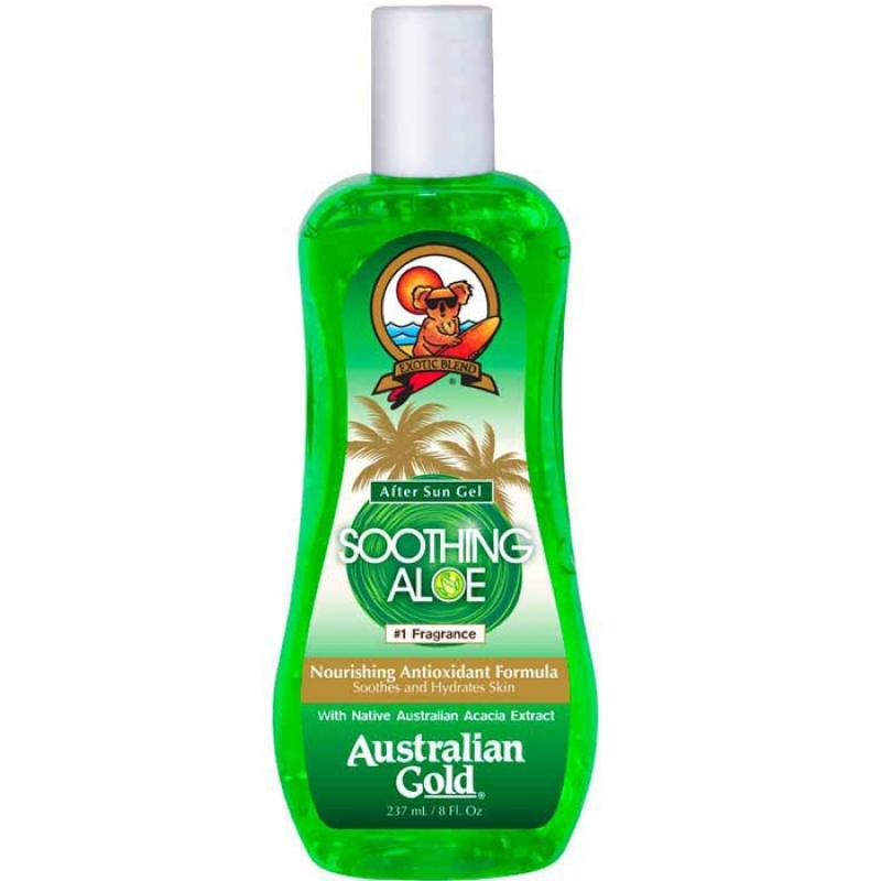 Soothing Aloe Après 237 ml - Australian Gold - AfterSun - Australian Gold