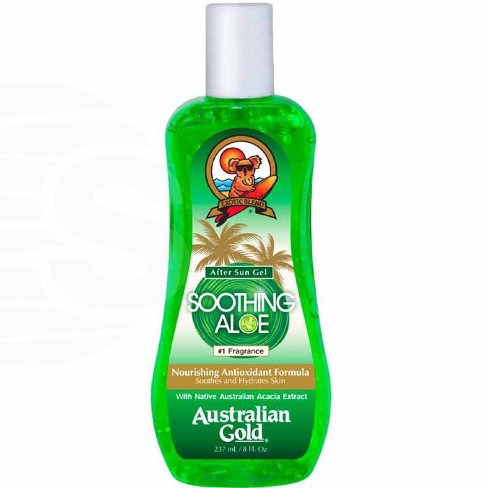 Soothing Aloe After 237ml - Australian Gold