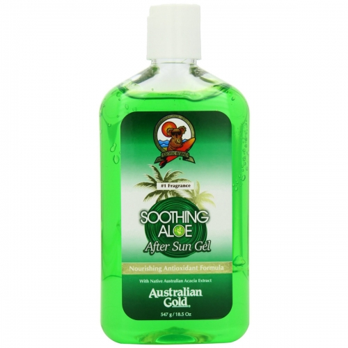 Soothing aloe 547ml - Australian Gold