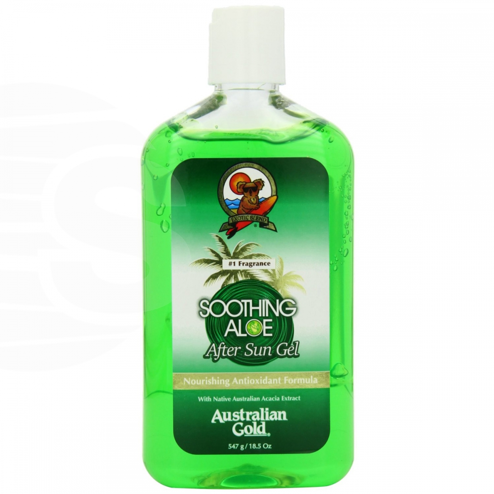 Soothing Aloe After 547ml - Australian Gold - sunmarket