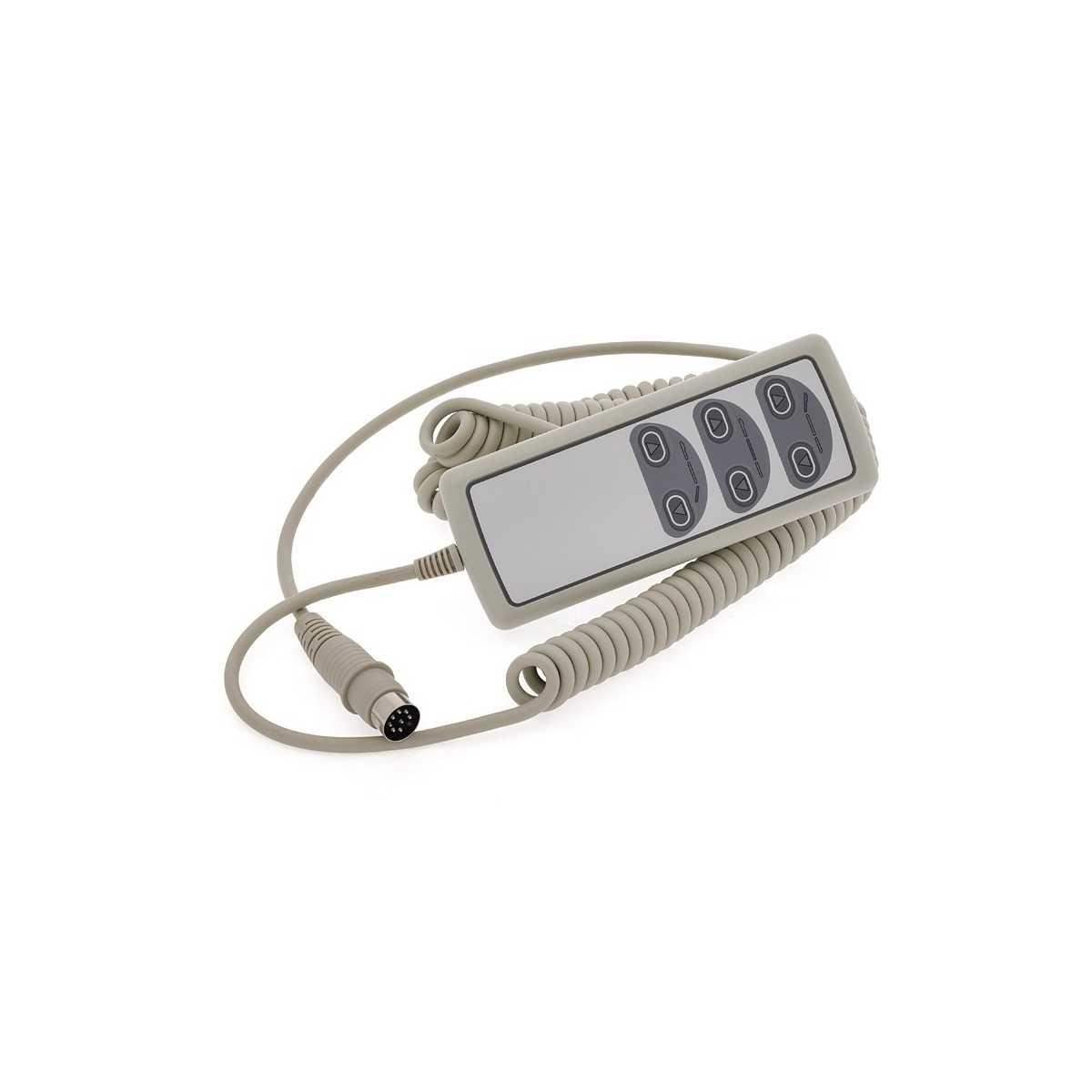 Letto massaggio elettrico Zenit - Lettino elettrico - Weelko