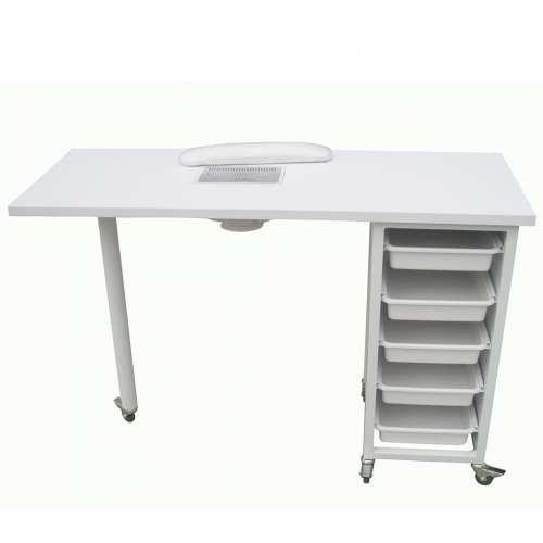 Table manicure Intelligent - Technical Furniture - Weelko