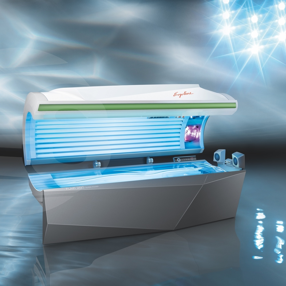 Ergoline Flair 250 Super Power - sunmarket