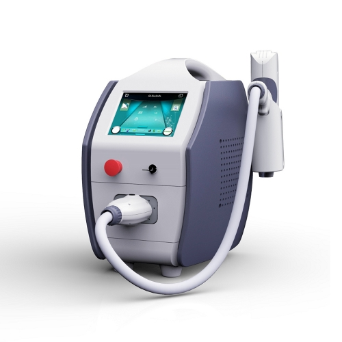 Laser Q-Switched Not the+Tattoo® removal of tattoos Dual (1064nm & 532nm) - Laser