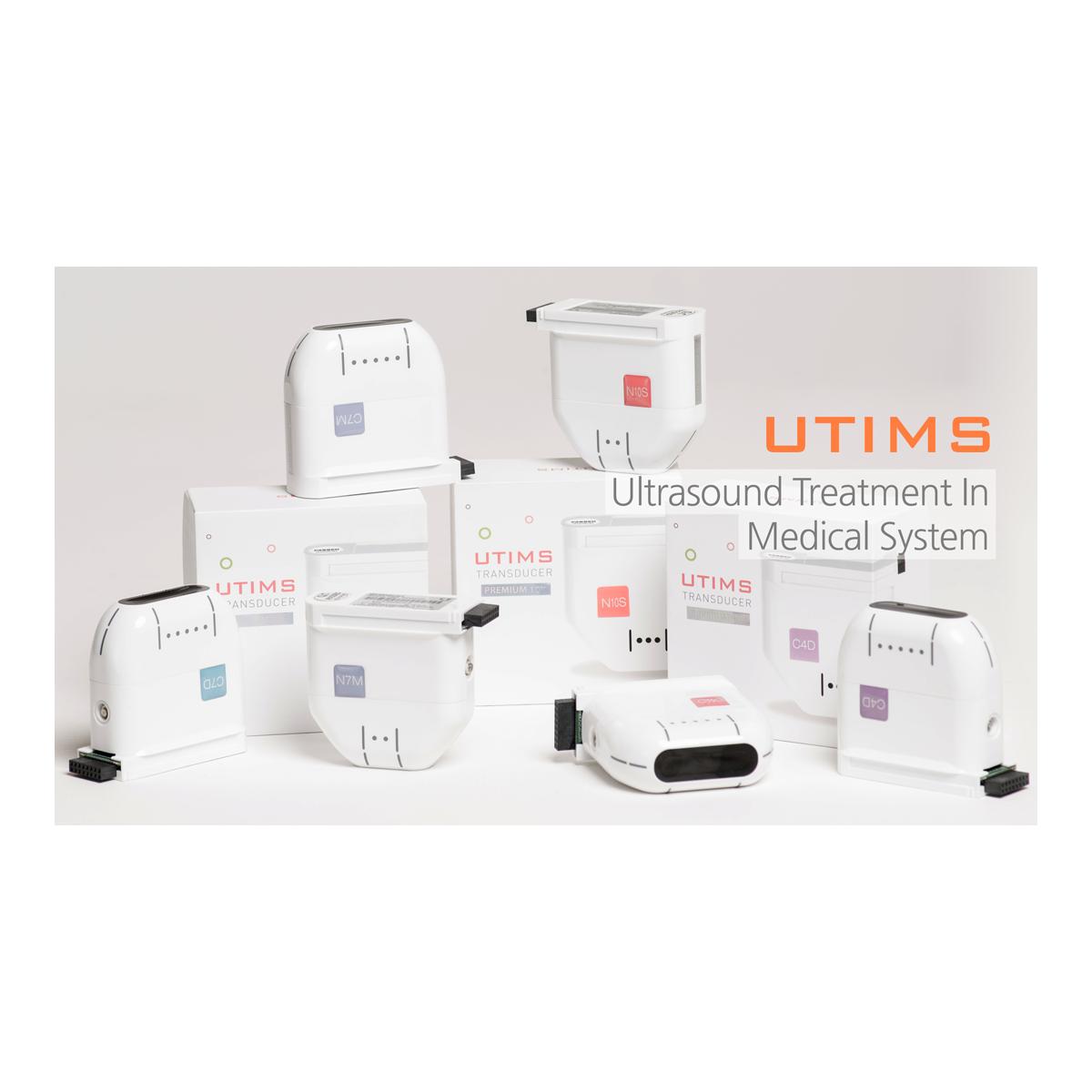 Equipe HIFU de ultra-som focalizado UTIMS
