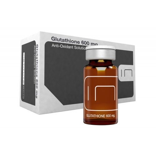 GLUTATHIONE 600. - Anti-Oxidant Solution. - Active principles - Institute BCN