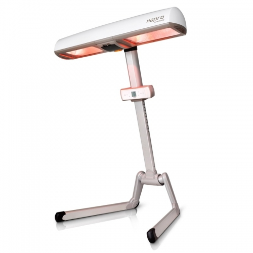 Hapro HP8580 Wellness Innergize Taupe Solarium compacto