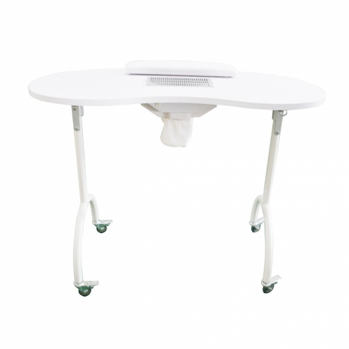 Table Manucure Portable - Mobilier Technique - Weelko