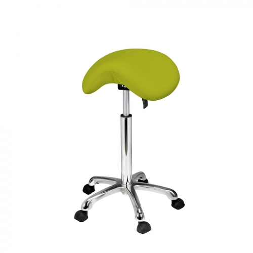 Tamborete Diavolo Stool Green Apple
