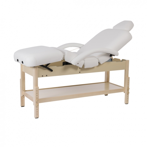 Wooden fixed massage table Desa Weelko