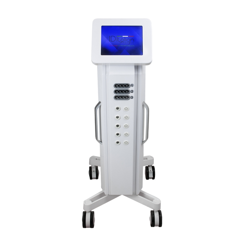 Pressotherapy 3 in 1 Digital Premium with Electroestimulacion and Sauna V. 3.0 -