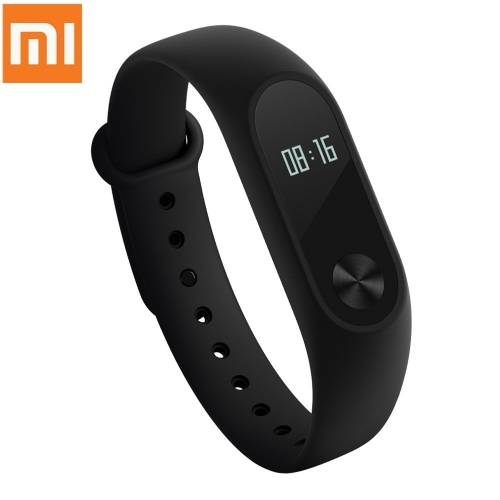 Xiaomi Miband 2 (Black color)- Gift