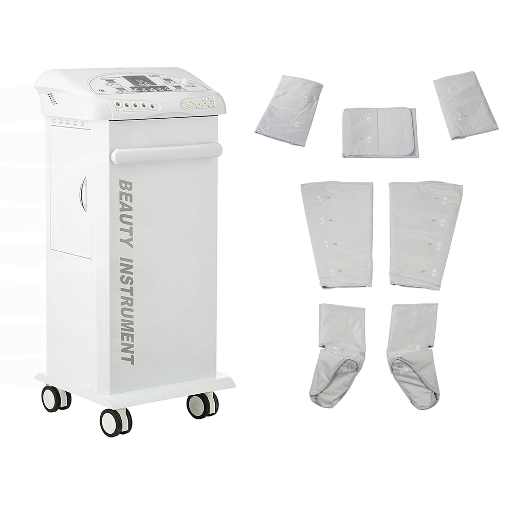 Pressotherapy 3 in 1 Professional with Electroestimulacion and Sauna Vers. 2.0