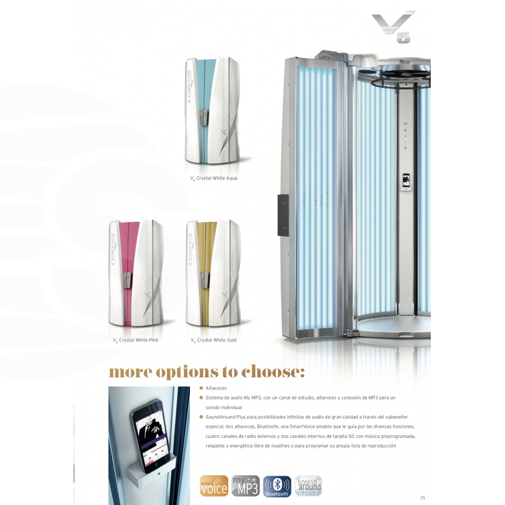 Hapro Luxura V6 44 XL High Intensive E-power
