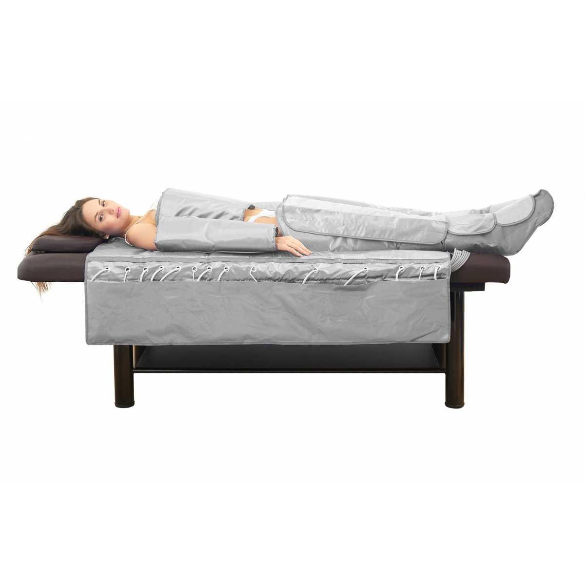 Pressoterapia 3 in 1 con Electroestimulacion e Sauna Premium Digitali - Attrezzature Di