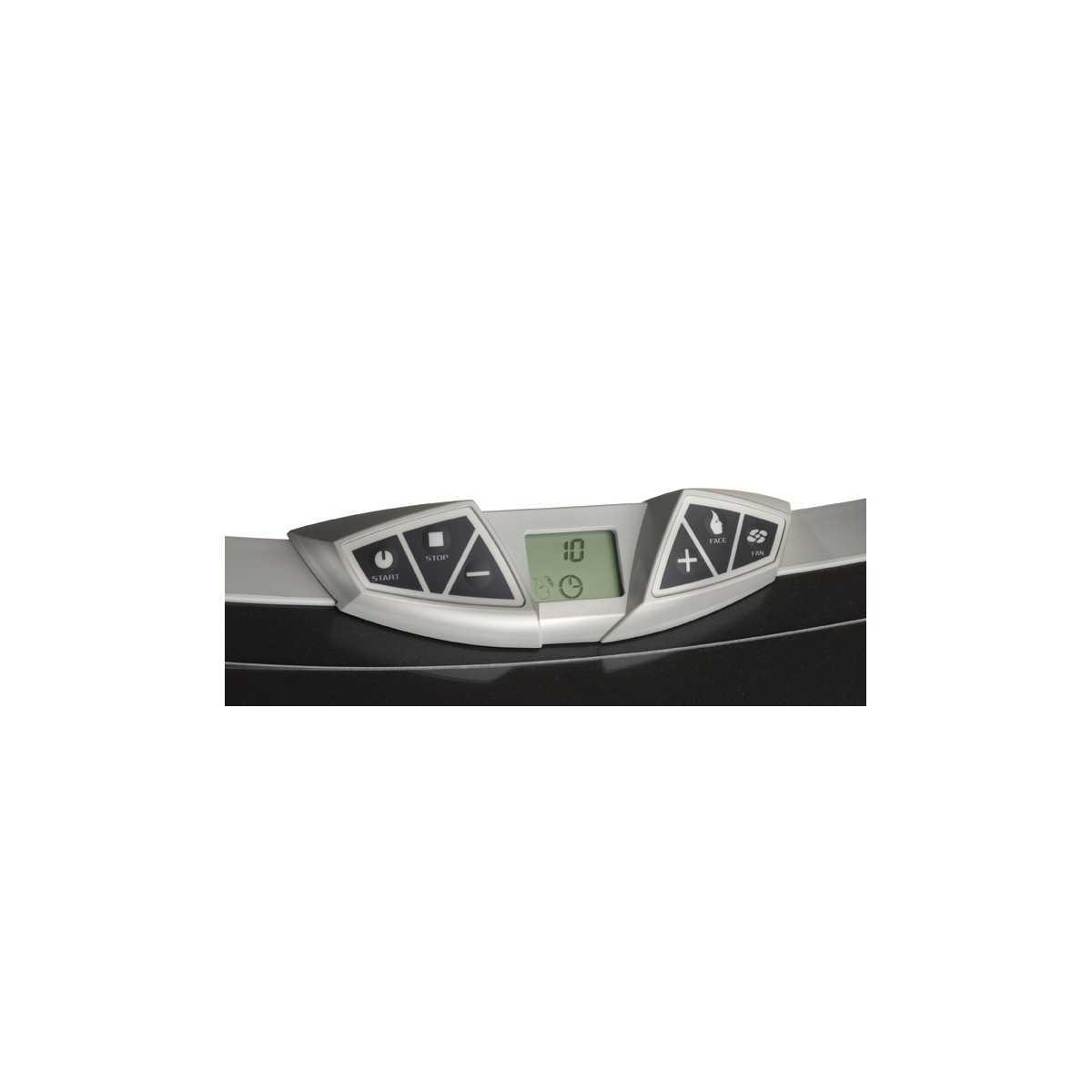 Hapro Proline 28/1 C Titanium Solarium horizonal - Home Tanning - Hapro