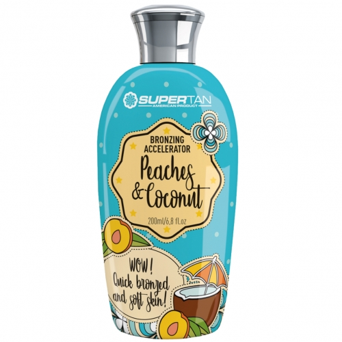 Supertan Peaches Coconut