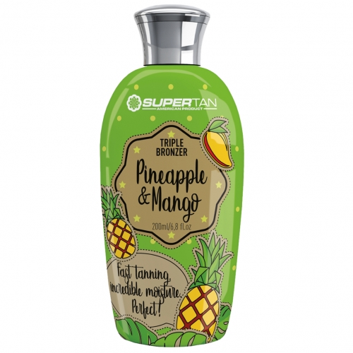 Supertan Pineapple & Mango
