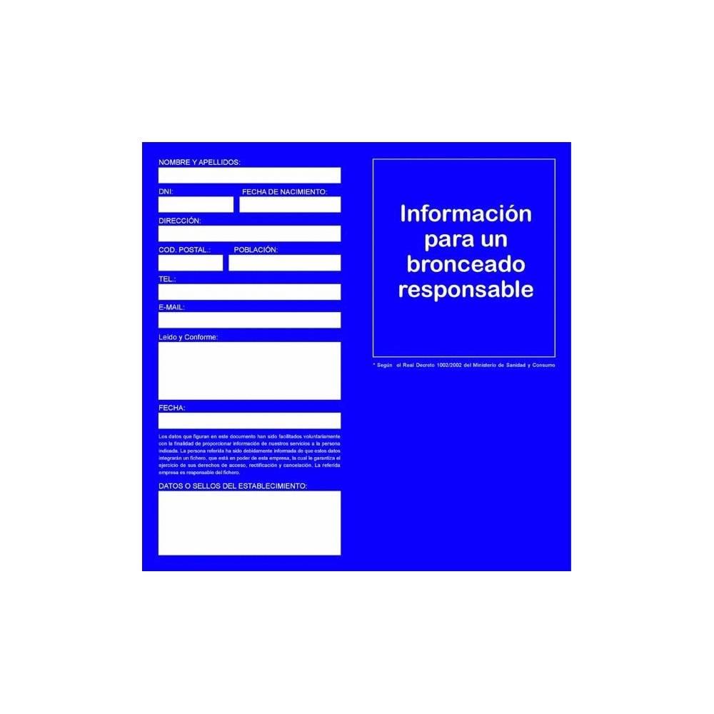 Consentimento informado RD1002/2002