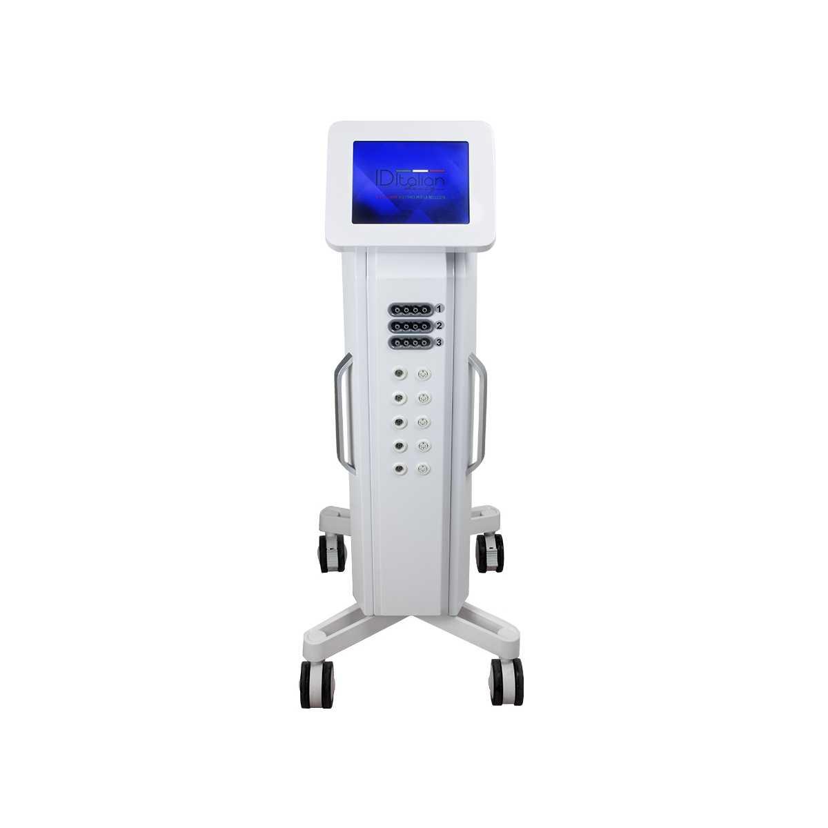 Pressotherapy 3 in 1 Digital Premium with Electroestimulacion and Sauna V. 3.0 - Teams