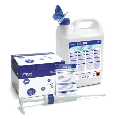 Sanit BIO Cleaning special solariums NEW